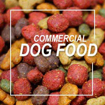 Commercial Dog Food Pict