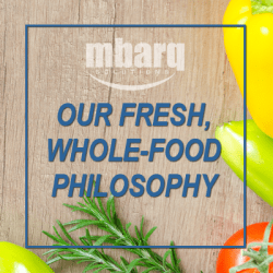 MBARQ Fresh Whole Food Philosophy Icon