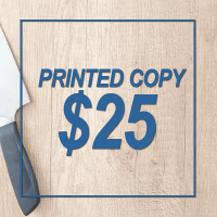 MBARQ Solutions Printed Menu Price Icon