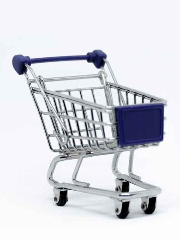 MBARQ Solutions Shopping Cart Pict