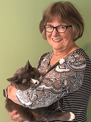 Mary Robinson comes to us with years of animal and nutrition experience. Raised on a farm and having pets her whole life, she is well versed in the needs and trials of maintaining animal health.
